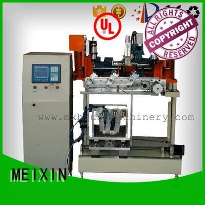 4 Axis Brush Drilling And Tufting Machine and axis brush MEIXIN
