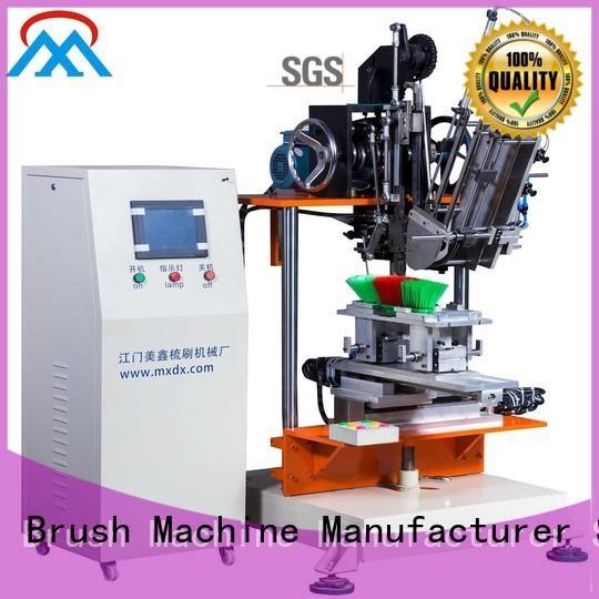 double axis Brush Making Machine MEIXIN Brand