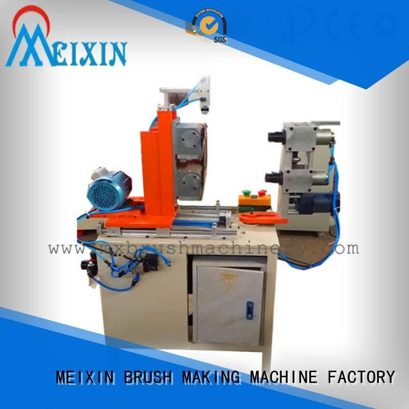 Manual Broom Trimming Machine twisted jhadu trimming machine MEIXIN Warranty