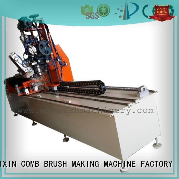 Custom for brush making machine drilling Industrial Roller Brush And Disc Brush Machines
