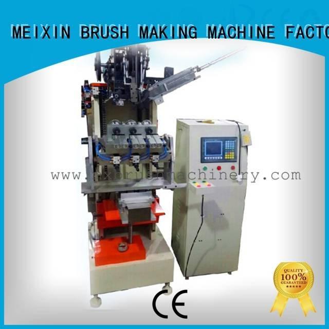 MEIXIN brush making machine for sale hockey axis head