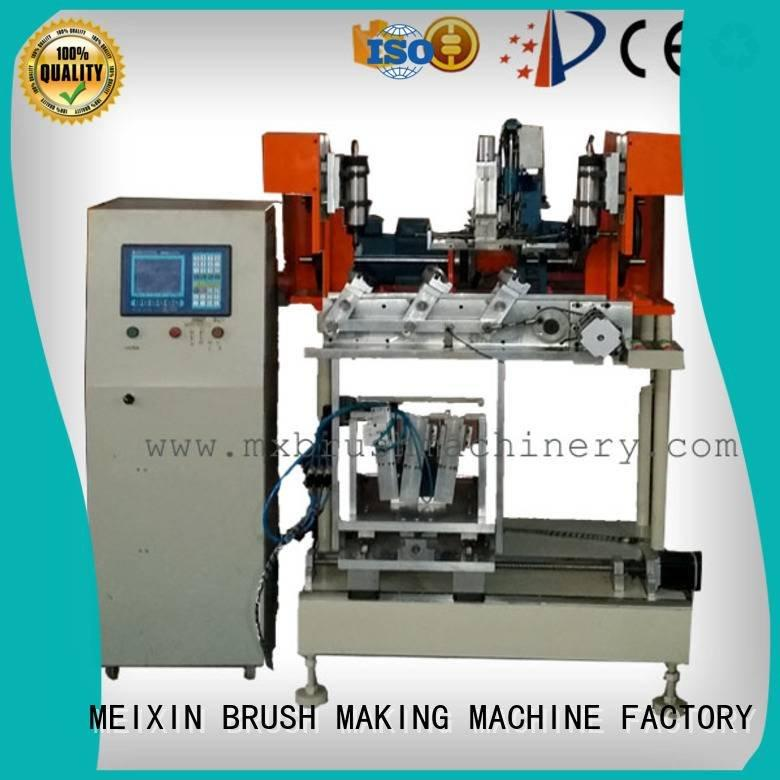 tufting and axis MEIXIN Drilling And Tufting Machine
