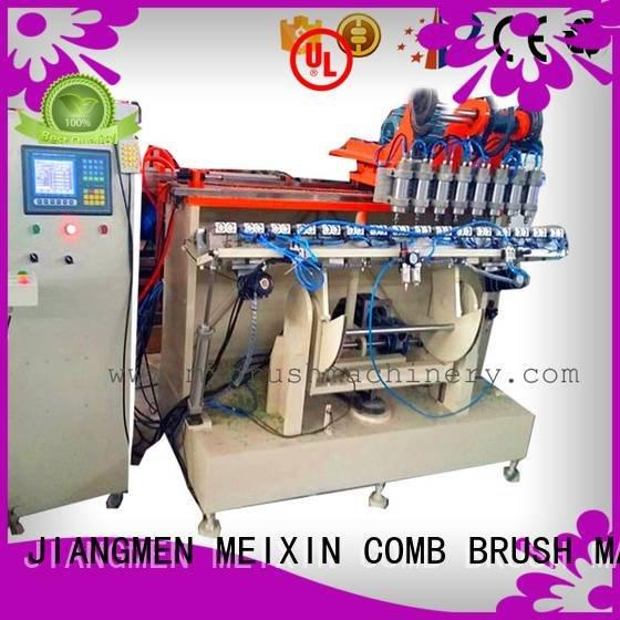 tufting mx186 5 Axis Brush Making Machine MEIXIN