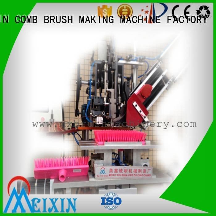 MEIXIN Brand brush mx165 head brush making machine price