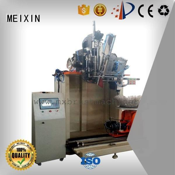 drilling and small MEIXIN brush making machine