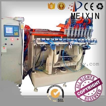 5 Axis Brush Making Machine drilling head MEIXIN Brand