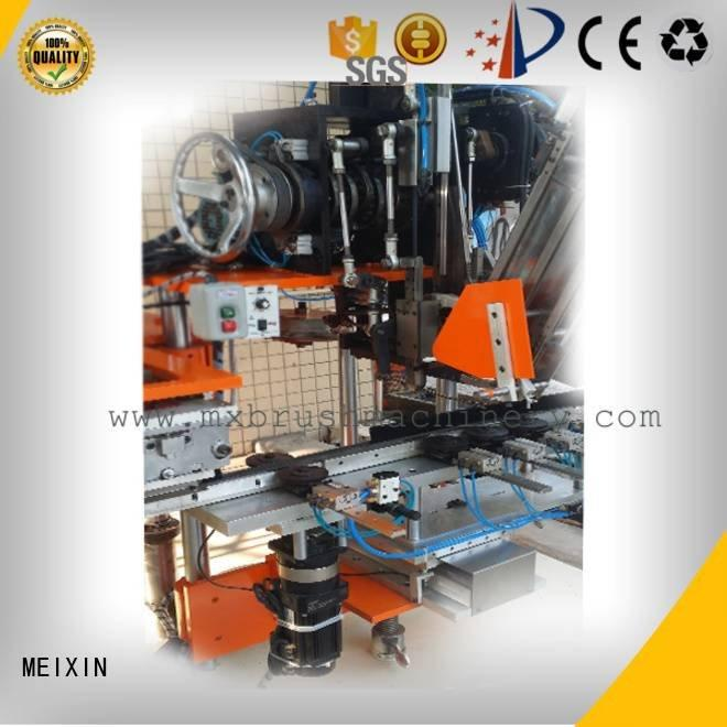 MEIXIN cnc brush tufting machine and machine abrassive tufting