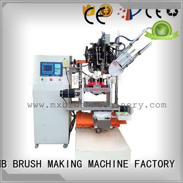 MEIXIN Brand head axis Brush Making Machine hockey tufting