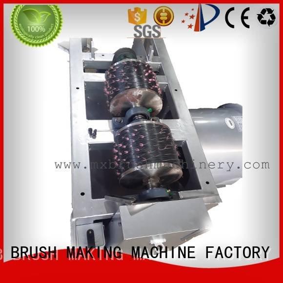 Custom broom trimming machine making Manual Broom Trimming Machine