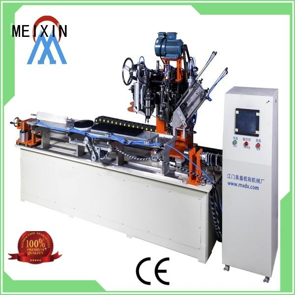MEIXIN Brand popular top selling Industrial Roller Brush And Disc Brush Machines industrial supplier