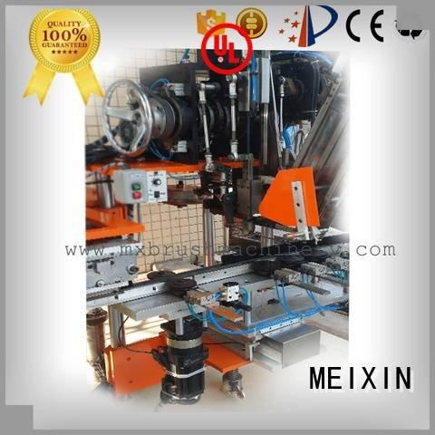 and wire axis Drilling And Tufting Machine MEIXIN