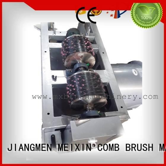 Manual Broom Trimming Machine mx200 filament OEM trimming machine MEIXIN