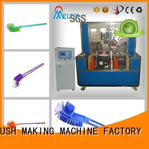 Hot 5 Axis Brush Making Machine brush mx186 broom MEIXIN Brand