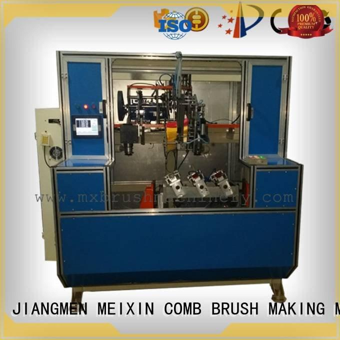 Quality 5 Axis Brush Drilling And Tufting Machine MEIXIN Brand machine Brush Drilling And Tufting Machine