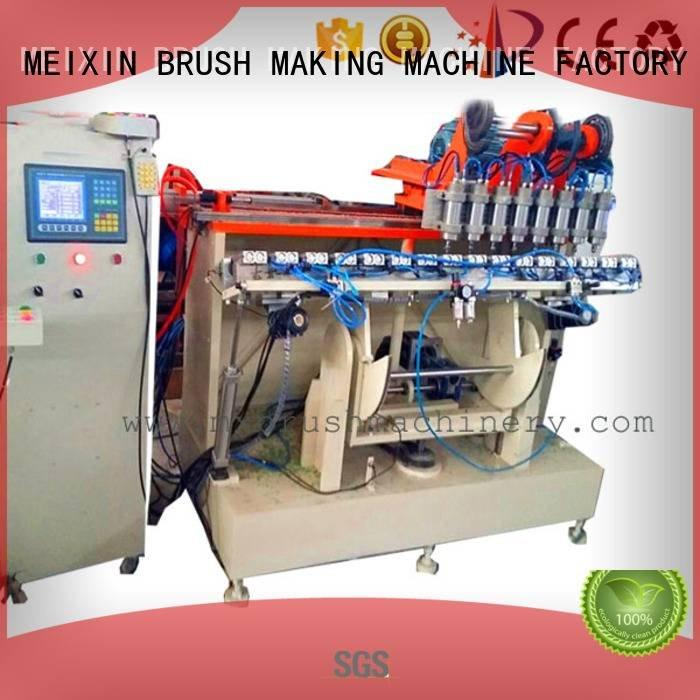 Quality 5 Axis Brush Making Machine MEIXIN Brand jade Brush Making Machine
