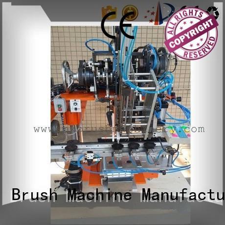 hot selling heads MEIXIN Brand cnc brush tufting machine