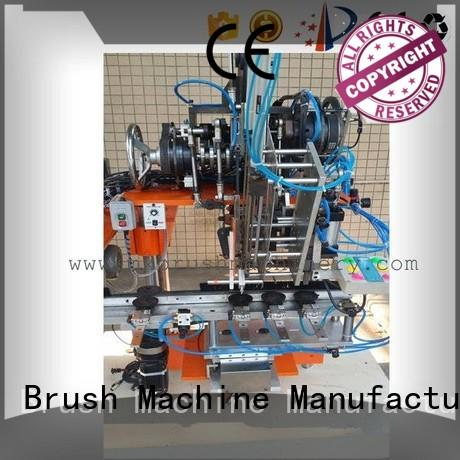 hot selling heads MEIXIN Brand cnc brush tufting machine
