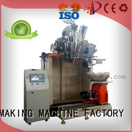 drilling for brush making machine axis MEIXIN
