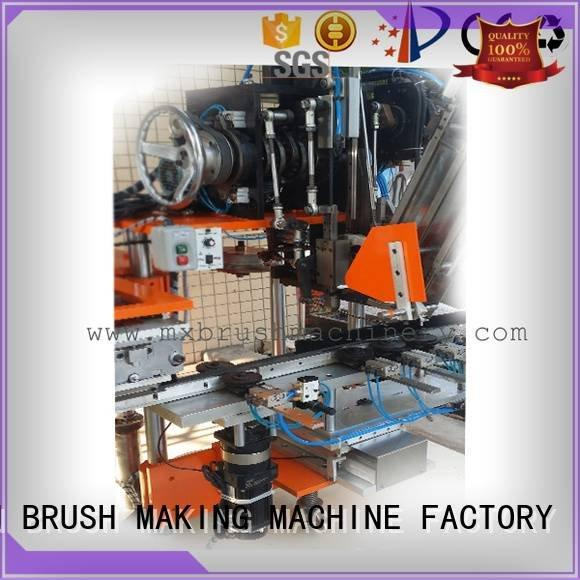 Custom and heads Drilling And Tufting Machine