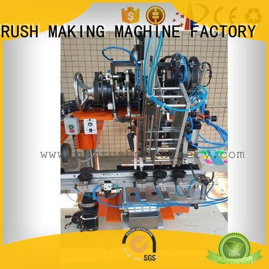 delta inverter Drilling And Tufting Machine customized for hair brush
