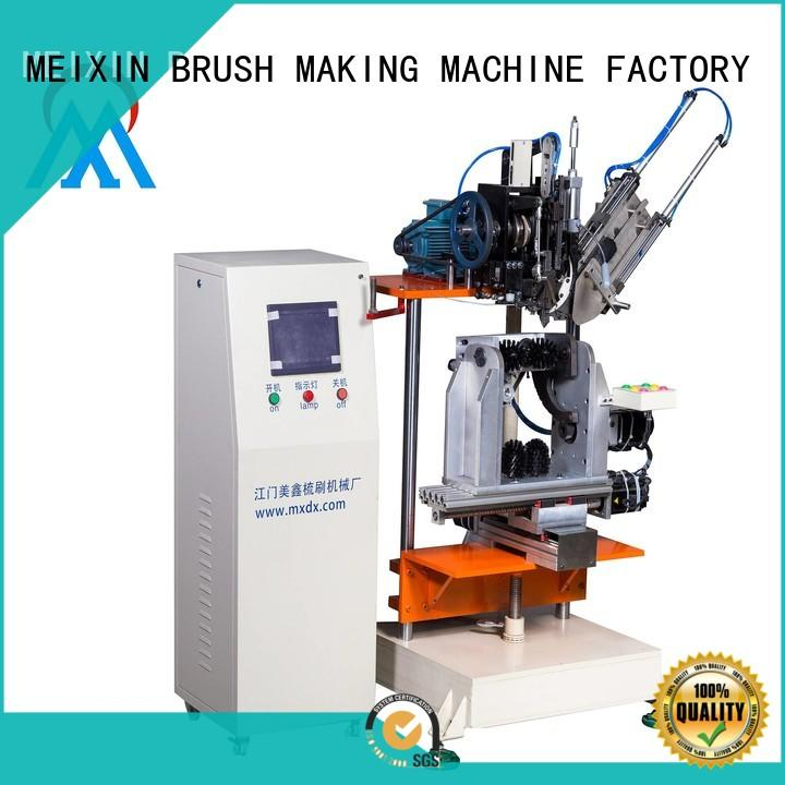 MEIXIN sturdy Brush Making Machine with good price for industrial brush