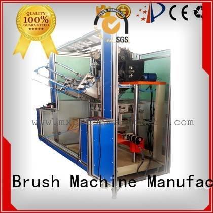 MEIXIN brush tufting Brush Making Machine mx161 axis