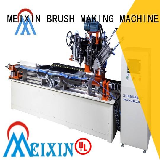 MEIXIN small brush making machine factory for PET brush