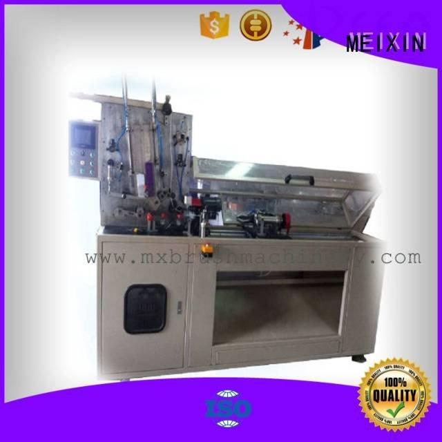 Manual Broom Trimming Machine and manual trimming machine MEIXIN Warranty