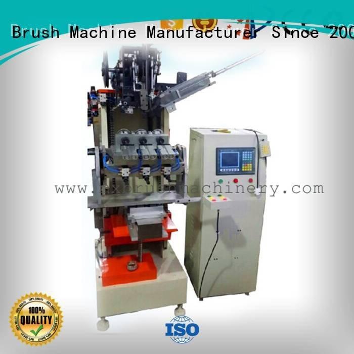 5 Axis Brush Making Machine making brush MEIXIN Brand