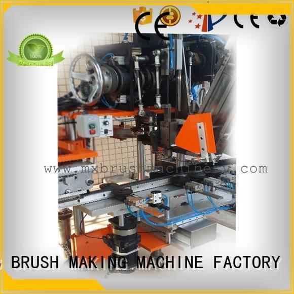 MEIXIN Brand abrassive machine cnc brush tufting machine axis tufting