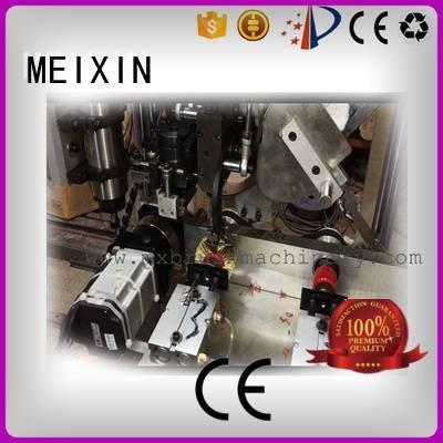 MEIXIN 3 Axis Brush Drilling And Tufting Machine drilling brush wheel
