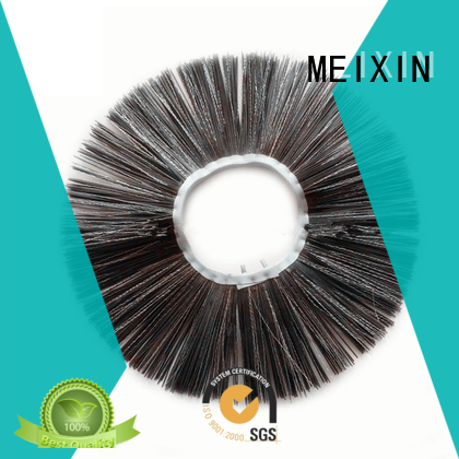 MEIXIN nylon wheel brush factory price for washing
