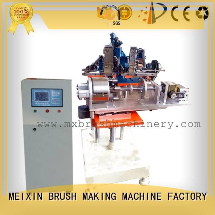 MEIXIN Brand hair brush making machine manufacturers