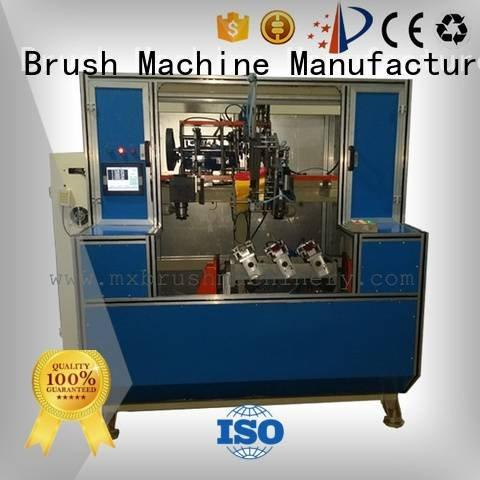 5 Axis Brush Drilling And Tufting Machine heads brush OEM Brush Drilling And Tufting Machine MEIXIN