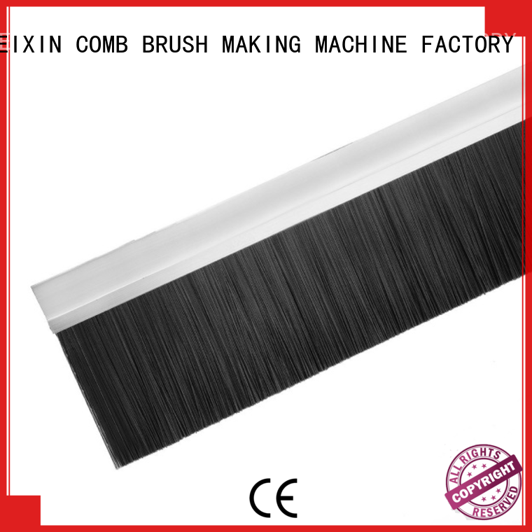 stapled spiral brush personalized for washing