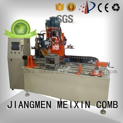 Industrial Roller Brush And Disc Brush Machines machine MEIXIN Brand brush making machine