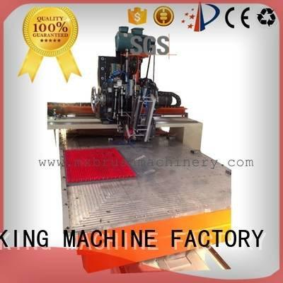 MEIXIN Brand tufting brush making machine price axis head