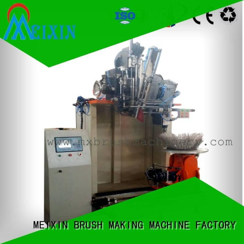 drilling small axis brush making machine MEIXIN