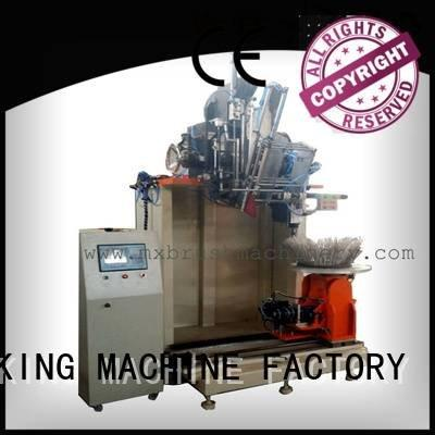 MEIXIN Brand axis Industrial Roller Brush And Disc Brush Machines brush and