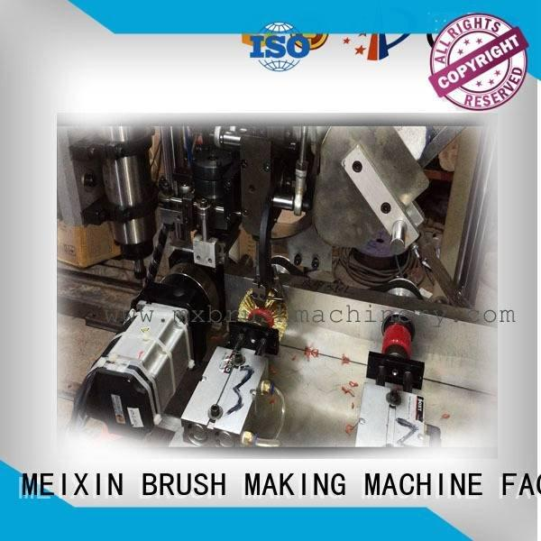 drilling 3 Axis Brush Drilling And Tufting Machine tufting Brush Drilling And Tufting Machine MEIXIN axis