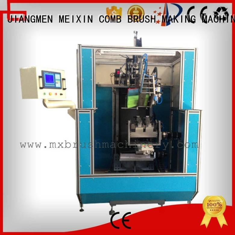 MEIXIN brush making machine for sale hockey mx185 mxf189