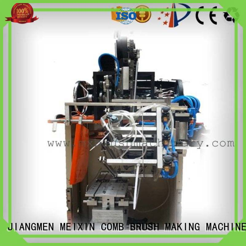 MEIXIN high productivity brush tufting machine with good price for industrial brush