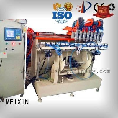 drilling Brush Making Machine MEIXIN 5 Axis Brush Making Machine