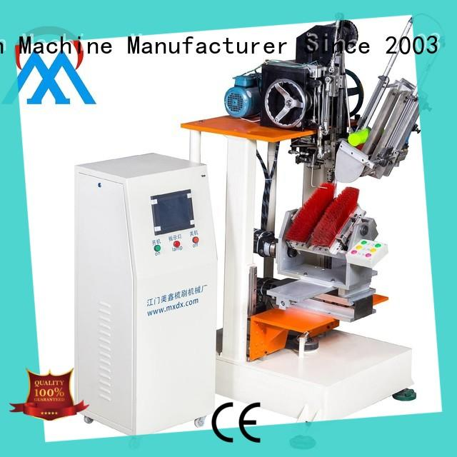 MEIXIN quality brush tufting machine design for clothes brushes