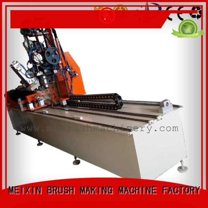 Custom brush making machine machine brush industrial MEIXIN