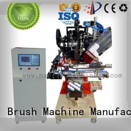 MEIXIN double Brush Making Machine hot sale