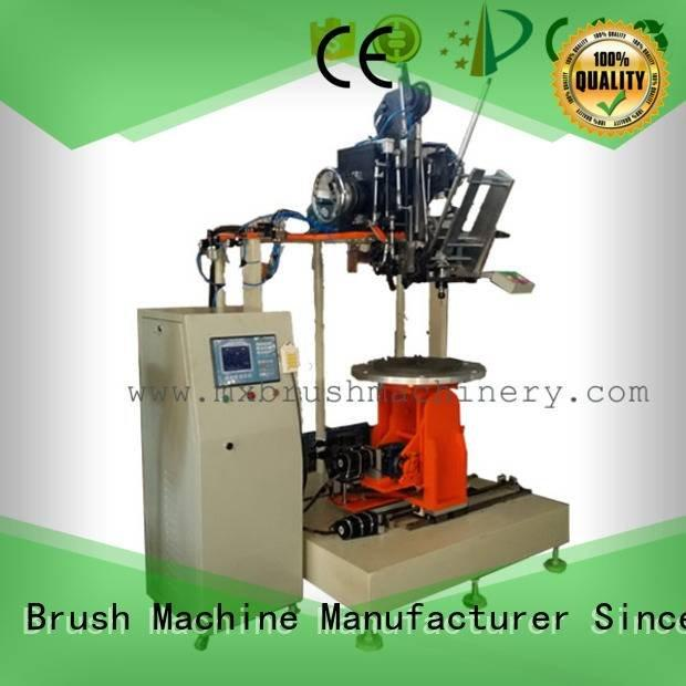 Industrial Roller Brush And Disc Brush Machines axis brush brush making machine