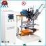 brush flat tufting machines MEIXIN Brand Brush Making Machine supplier