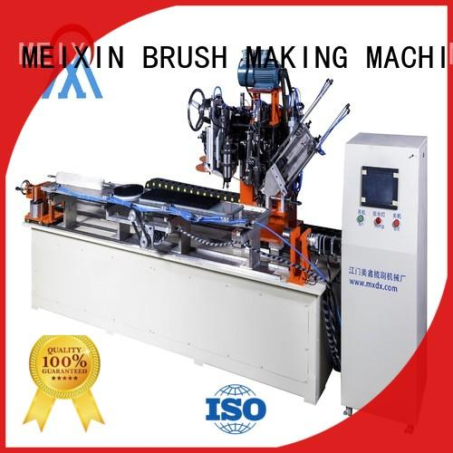 MEIXIN independent motion brush making machine with good price for bristle brush