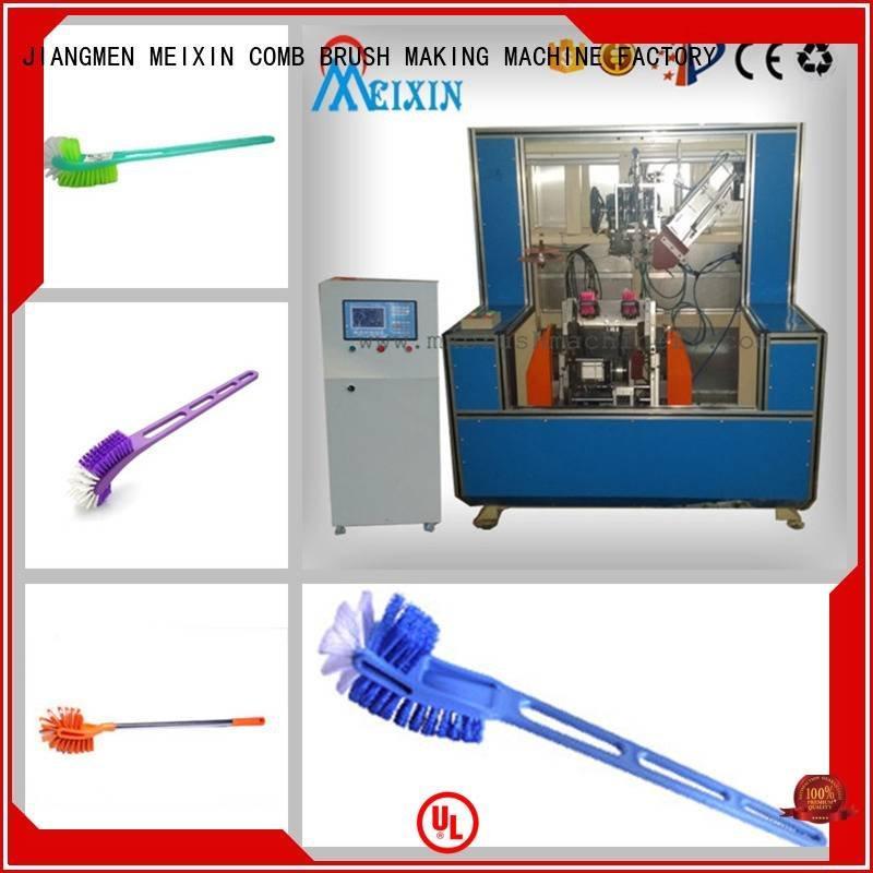 making axis brush jade MEIXIN 5 Axis Brush Making Machine